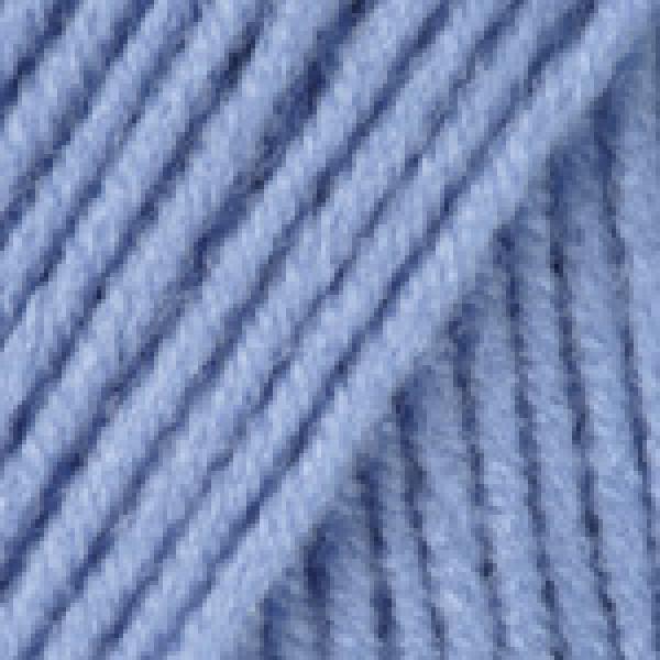 Yarn Merino deluxe 50 YarnArt (РАМ) #   3042 [голубой]