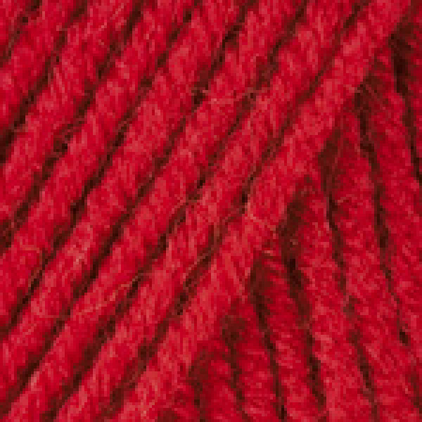 Yarn Merino deluxe 50 YarnArt (РАМ) #    576 [красный]