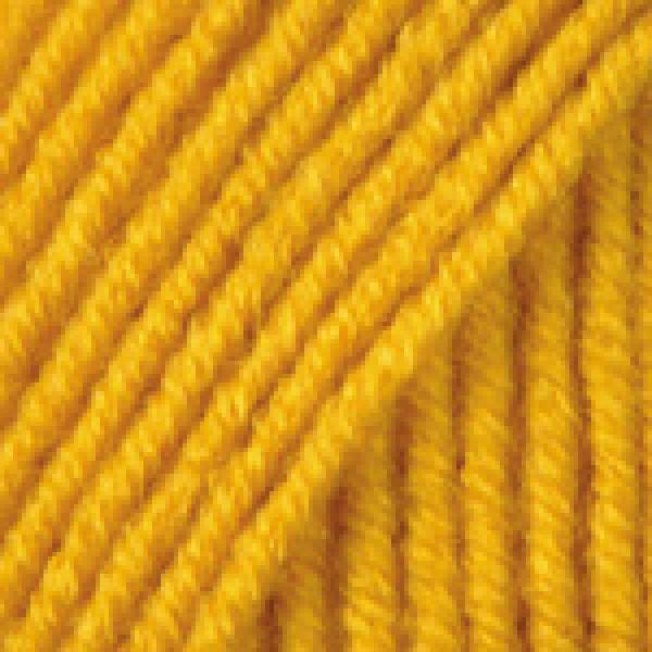 Yarn Merino deluxe 50 YarnArt (РАМ) #    586 [желтый]