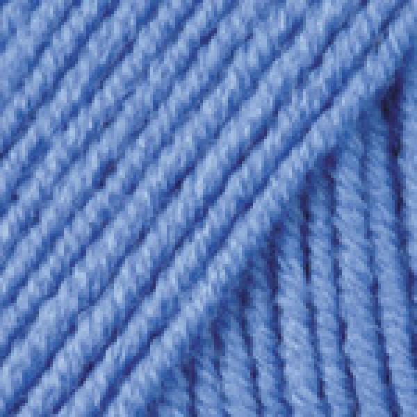 Yarn Merino deluxe 50 YarnArt (РАМ) #    600 [голубой]