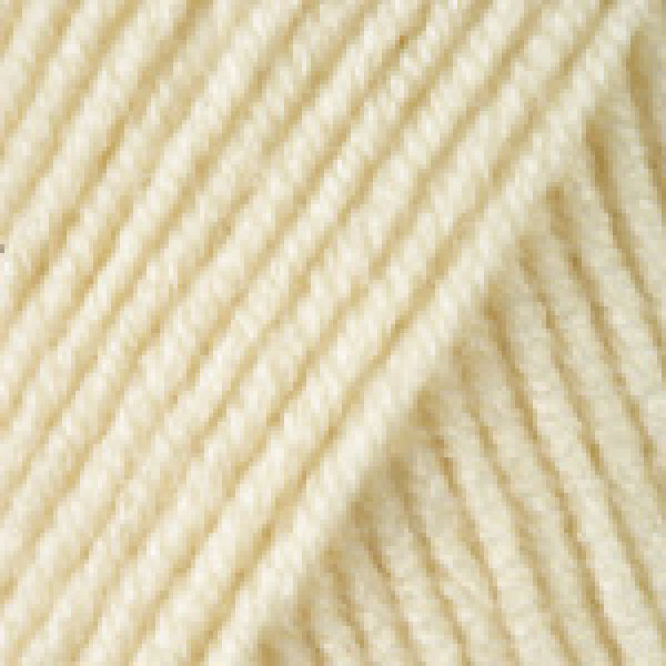 Yarn Merino deluxe 50 YarnArt (РАМ) #   7003 [молоко]