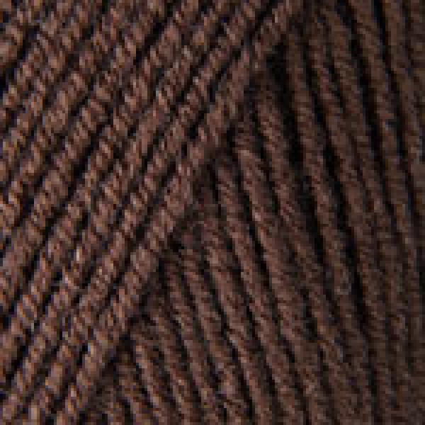 Yarn Merino deluxe 50 YarnArt (РАМ) #    116 [шоколад]