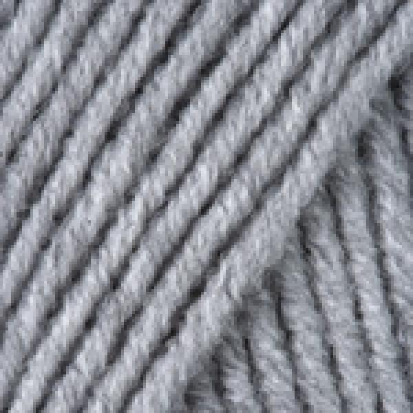 Yarn Merino deluxe 50 YarnArt (РАМ) #    282 [серый]