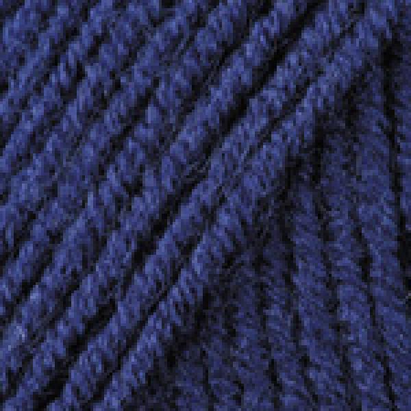 Yarn Merino deluxe 50 YarnArt (РАМ) #    583 [т.синий]