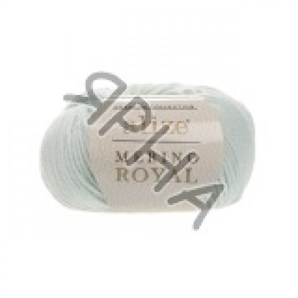Yarn Merino royal Alize (Ализе) #    522 [мята]