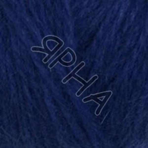 Ангора премиум #9509/125 [синий яркий]
