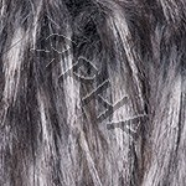 Yarn Fur-collar \ tuxede \ YarnArt (РАМ) #    305 [чернобурка]