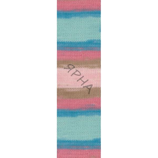 Yarn Miss batik Alize Alize (Ализе) #   4535 [батик]
