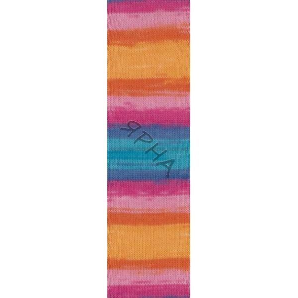 Yarn Miss batik Alize Alize (Ализе) #   4536 [батик]
