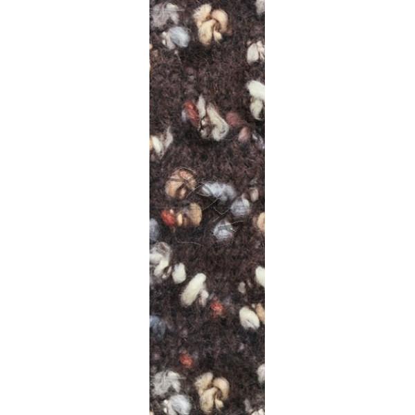 Пряжа в мотках Мохер богема Alize (Ализе) #   5148 [шоколадный]
