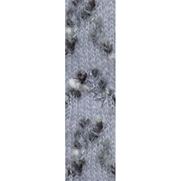 Пряжа в мотках Мохер богема Alize (Ализе) #   5154 [серый]