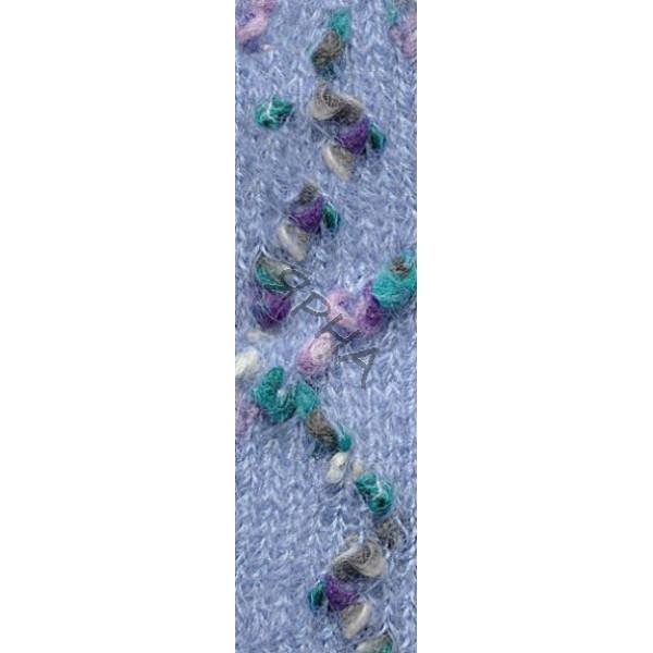 Пряжа в мотках Мохер богема Alize (Ализе) #   5155 [голубой]