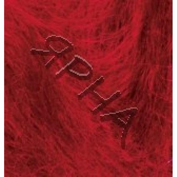 Yarn Mohair classic Alize (Ализе) #     56 [красный]