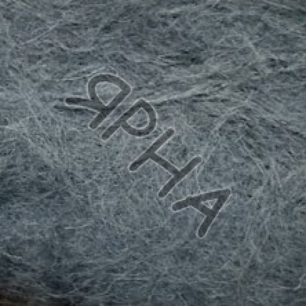 Мохер РАМ #    118 [серый ]