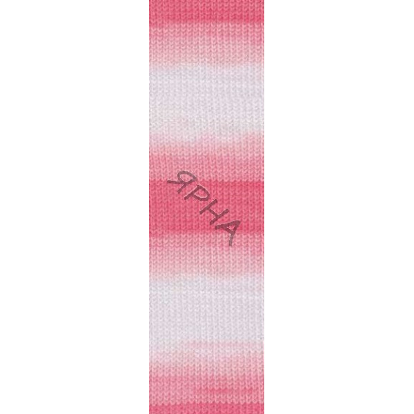 Yarn Sekerim batik Alize (Ализе) #   2126 [батик]