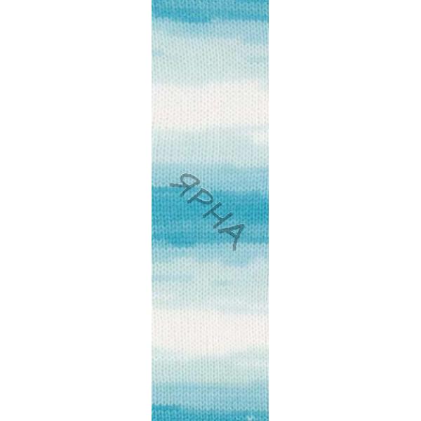 Yarn Sekerim batik Alize (Ализе) #   2130 [батик]