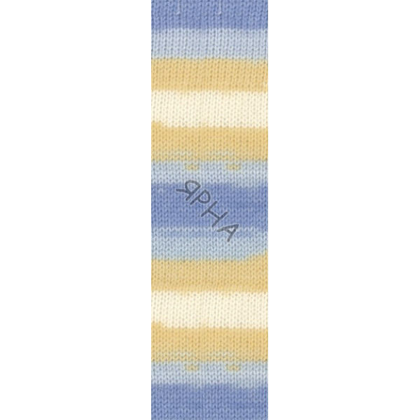 Yarn Sekerim batik Alize (Ализе) #   6925 []