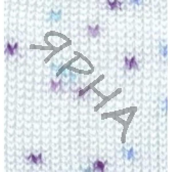 Пряжа Секерим мини колор Alize (Ализе) #   3442 []