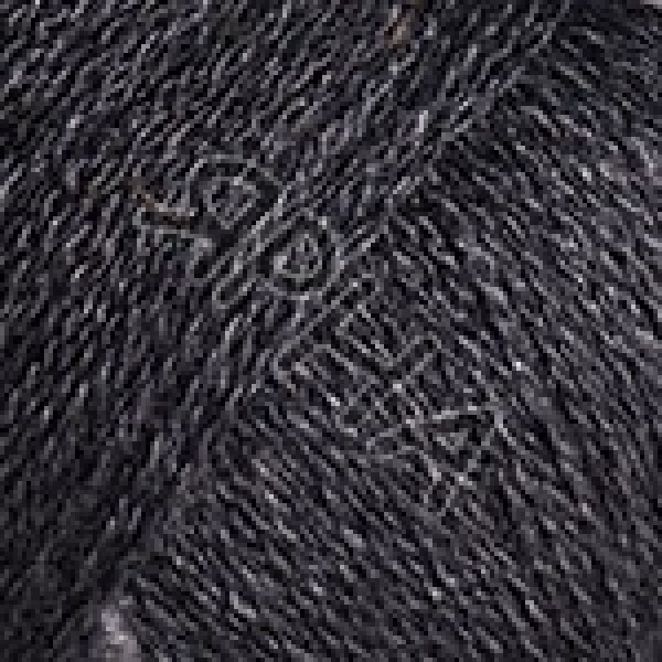 Yarn Silk wool YarnArt (РАМ) #    335 [черный]