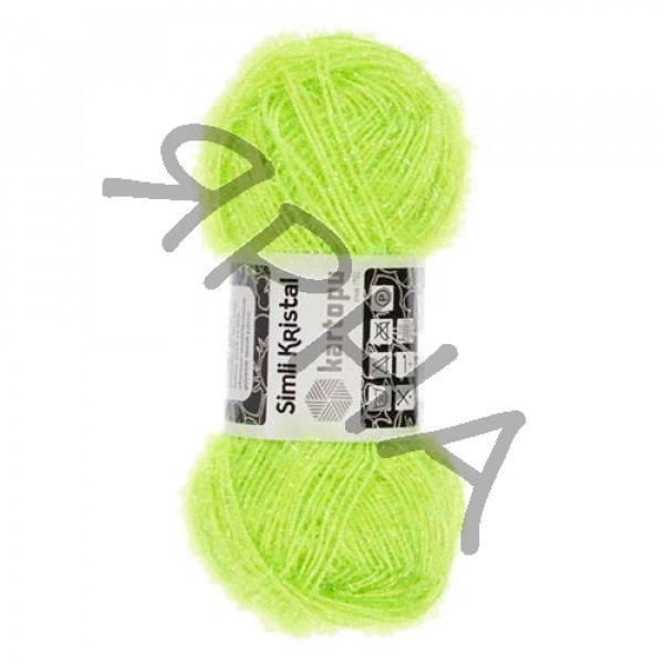 Симли Кристал #    448 [зеленный неон]