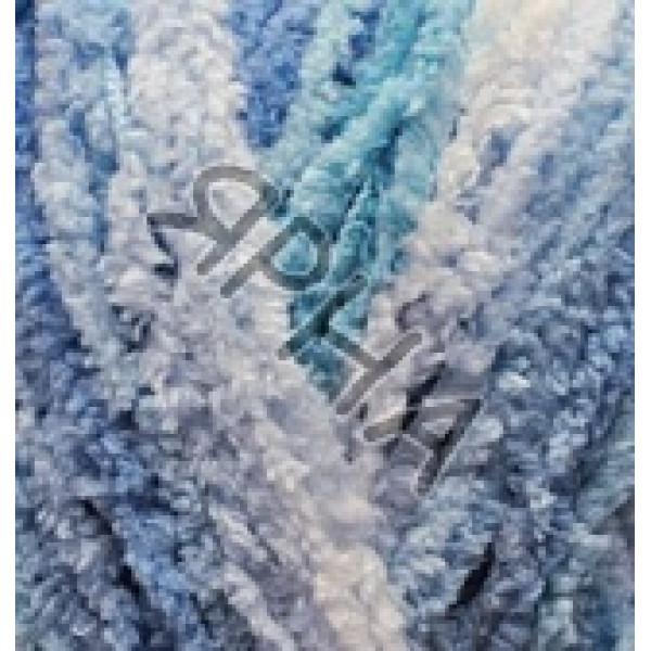 Yarn Softy Alize Alize (Ализе) #  51305 [сине-голубой мелан]