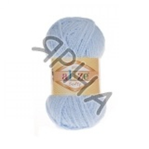 Yarn Softy Alize Alize (Ализе) #    183 [голубой]