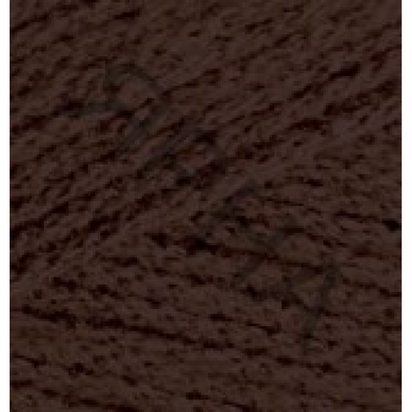 Пряжа Суперлана ZINCIR Alize (Ализе) #     26 [шоколад]