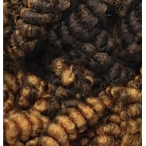Yarn Fashion boucle Alize (Ализе) #   5576 [шокол+т.беж меланж]