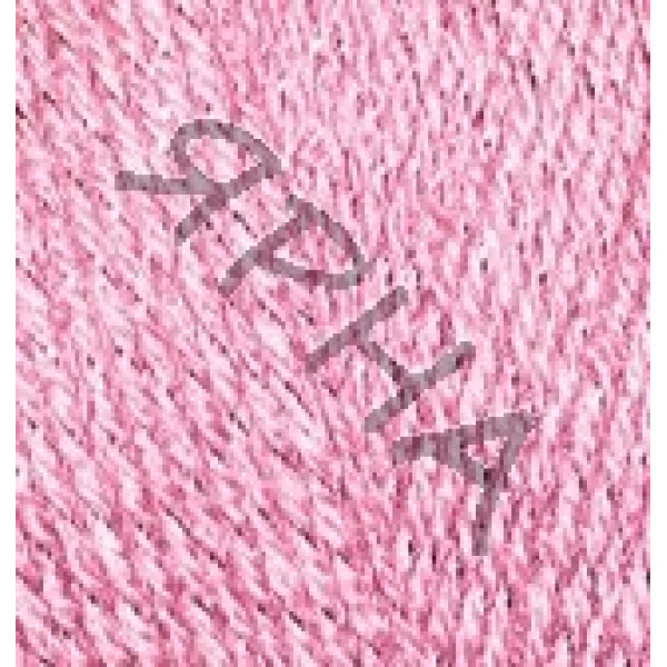 Пряжа в мотках Шел симли Alize (Ализе) #    191 [розовый]