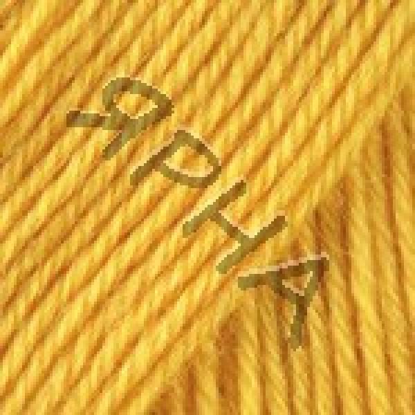 Шерсть РАМ #   9680 [желтый]