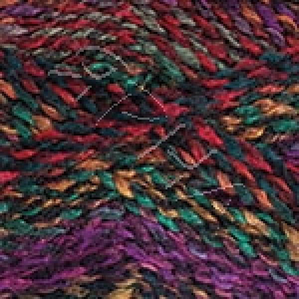 Yarn Everest YarnArt (РАМ) #   7037 [радужный]