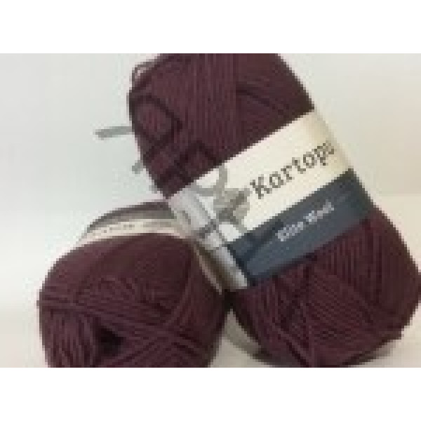 Yarn Elite wool grand Картопу #   1707 [слива]