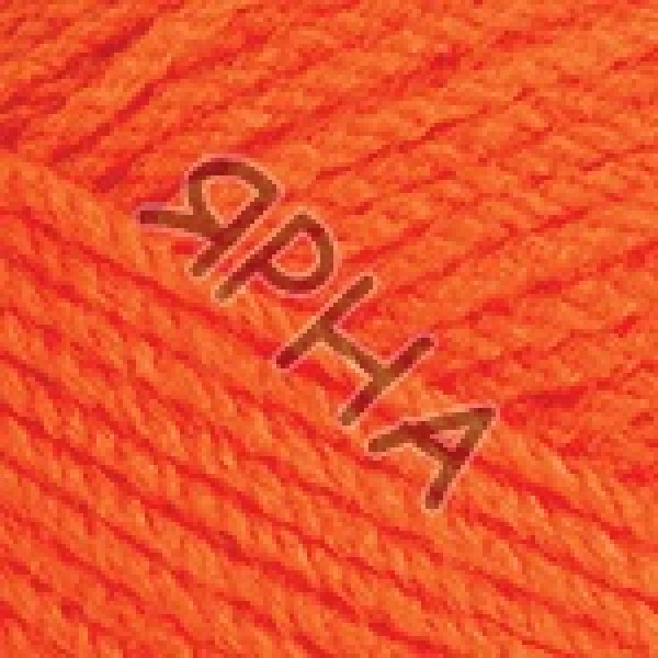 Пряжа в мотках Элит YarnArt (РАМ) #   8279 [оранж]