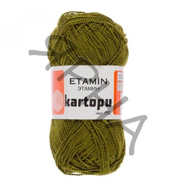 Этамин Картопу #    395 [зелень]