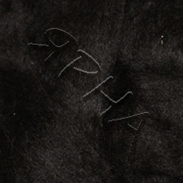 Yarn Wool for felting Ярна #   0050 [черный]
