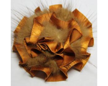 Розочка норка атлас