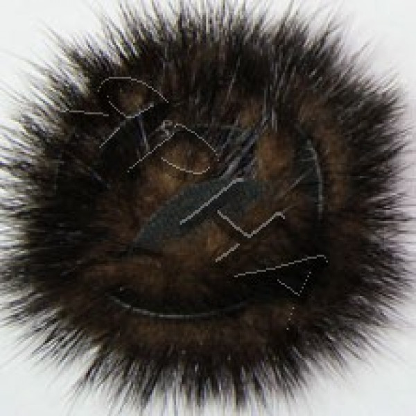 Розочка норка #        [коричневая]