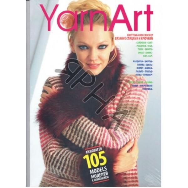 Журнал YarnArt #      1 [2015]