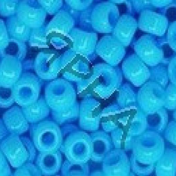 Бисер #    043 [бл.голуб непрозрач]