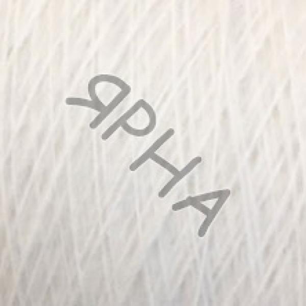 Пряжа на конусах Каресс конус REX #    100 [белый]