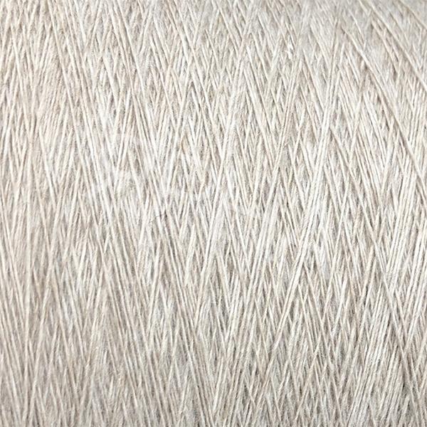 Yarn on cones Cashmere 10% cone 2/28 casa del filato #    203 [св беж креат]