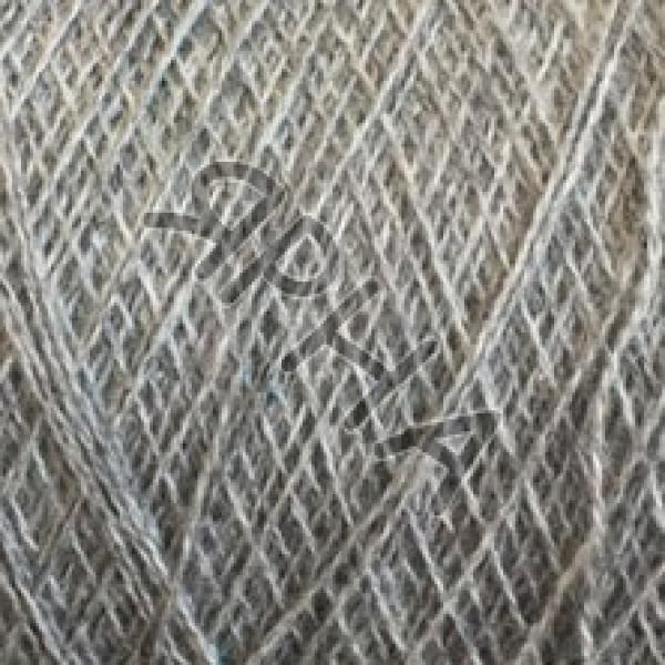 Пряжа на конусах Кашемир  10% конус 2/28 Casa del Filato #    621 [серый креатив]