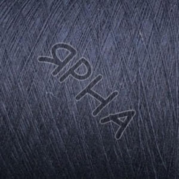 Yarn on cones Cashmere 30% cone BIAGIOLI MODESTO # 400008 [синий]