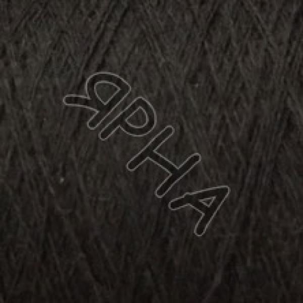 Yarn on cones Cashmere 8% Matis Linsieme #   4319 [коричневый]