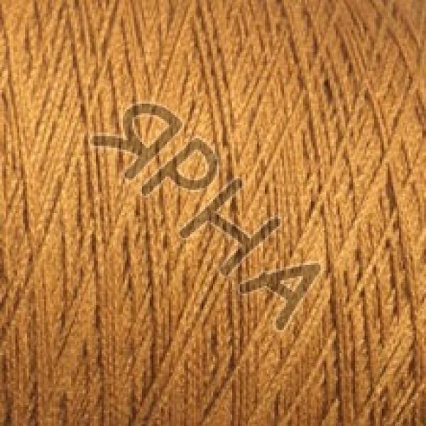 Yarn on cones Cashmere Duaghi LORO PIANA #     22 [франц.горчица]