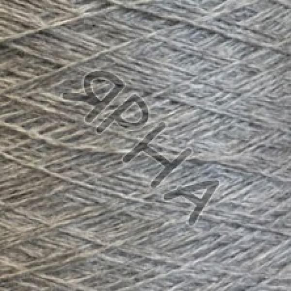 Кашемир конус 2/11 #  25985 [ср.серый меланж]