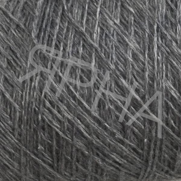 Yarn on cones Cashmere cone 2/11 LORO PIANA #  51639 [серый креат]