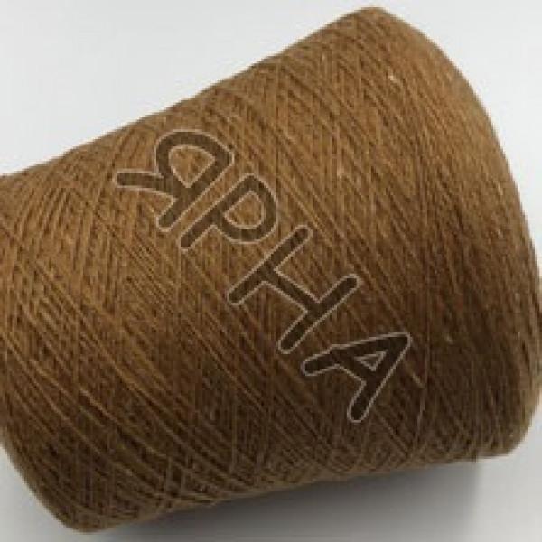 Yarn on cones Cashmere cone 2/11 LORO PIANA #    494 [св норка твид]