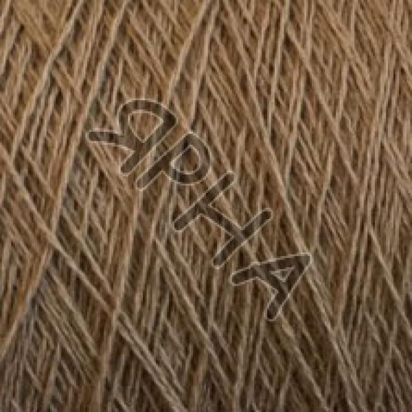 Пряжа на конусах Кашемир конус 2/14 Lora Festa #    635 [капучино]
