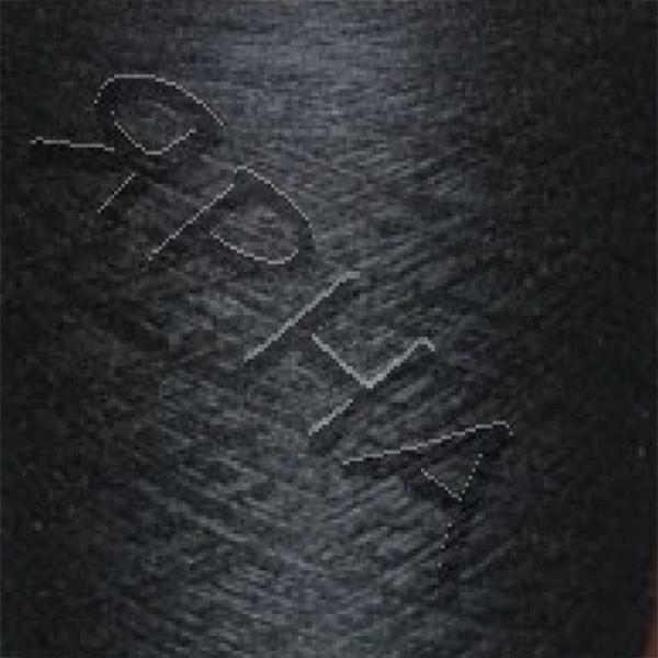 Кашемир конус 3/20 #        [черный]